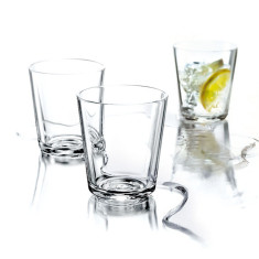 Eva Solo glass tumblers 250ml (set of 6)