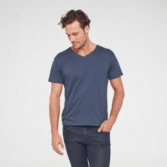 Watson organic tee in midnight ink