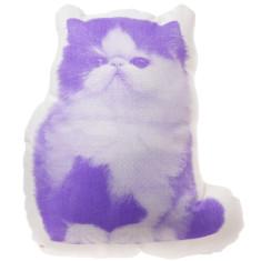 Areaware fauna cushion small persian cat