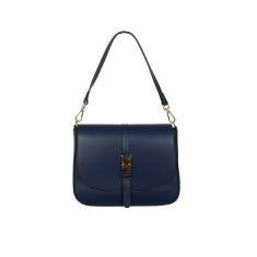 Elizabeth cross body bag in navy