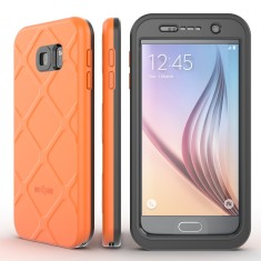 Wetsuit Impact Samsung Galaxy S6 Waterproof Rugged Case