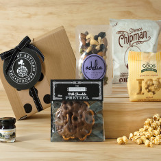 Savoury treats hamper