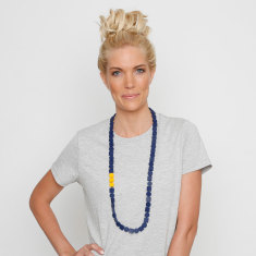Mod squad shift necklace (4 colours available)
