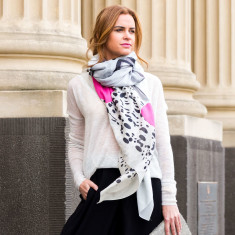 Muses oversized scarf