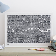 Bold & Noble London and beyond print