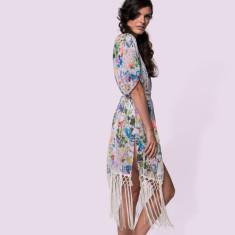 Willow Tassel Kimono