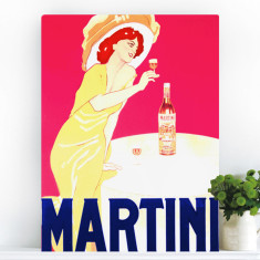 Martini canvas