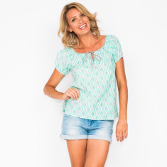 Suzie diamond top (various colours)
