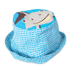 Shark kids' sun hat