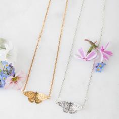Amanda Coleman - butterfly pendant