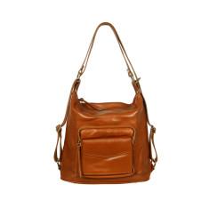 6f8221d633 Regina full grain convertible bag in tan