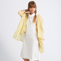 Ergo linen kimono