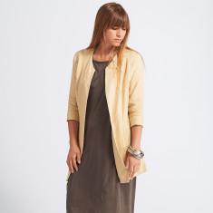 Ziggy Linen Jacket