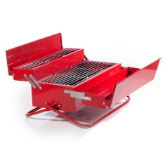 Suck UK barbeque toolbox (pre-order)