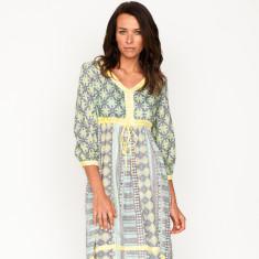 Louise calypso grey dress