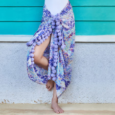 Grace Beach Scarf Or Sarong