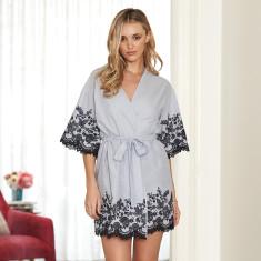 Sybilla - embroided kimono