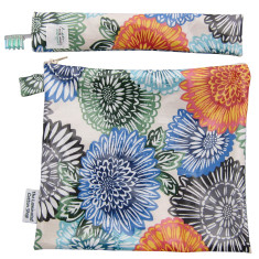 Floral Posy Bathroom and Travel Gift set