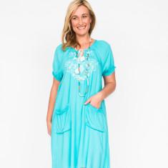 Tori blue dress