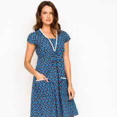 Amber Weave Dress