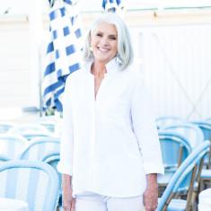 Tilley - Classic White Linen Shirt