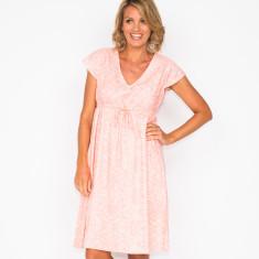 Ally paisley dress