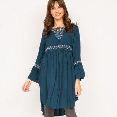 Hailey plain dress (various plain colours)