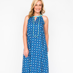 Zoe fleur maxi dress (various colours)