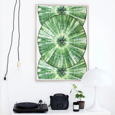 Balanced ready to hang canvas art
