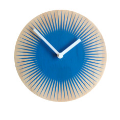 Objectify spiky wall clock