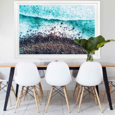 Southern Sea | Framed Art