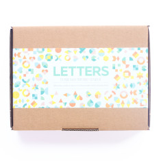 Letters to your child (set of 13)