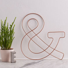 Wire 2D Ampersand
