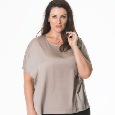 Plus Size Kiki Top - Gold