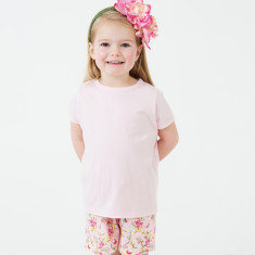 Girls' Katie blossom pyjamas
