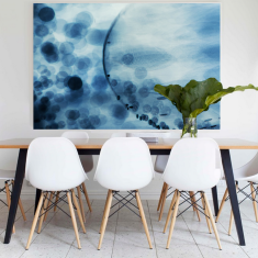 Midnight Swim | Canvas Art