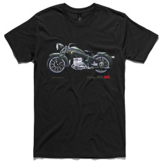 Zundapp motorcycle men's t-shirt