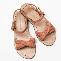 Santorini Sandal Coral Pink