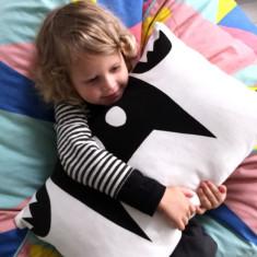 Monster love cuddles cushion