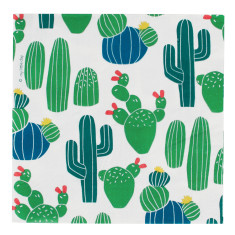 Cactus party napkins (2 pack)