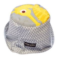 Sea Horse kids' sun hat