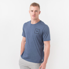 Shield Tee - Blue