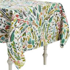 Odette cotton tablecloth