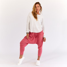 Pink fizz gypsy pants