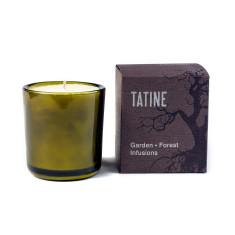 Geranium Bourbon Candle By Tatine