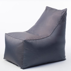 Glammsofa beanbag chair in Charcoal Grey