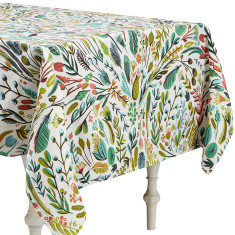 Odette cotton table cloth