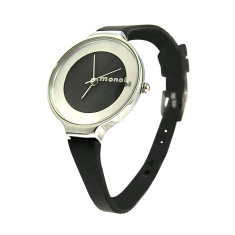 MONOL Denmark 2G watch in black