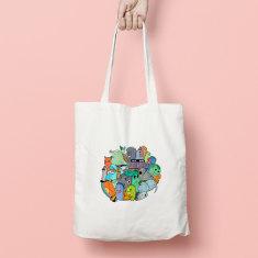Roarsome Tote Bag