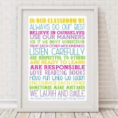 Class rules print